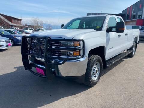 2018 Chevrolet Silverado 2500HD for sale at Snyder Motors Inc in Bozeman MT