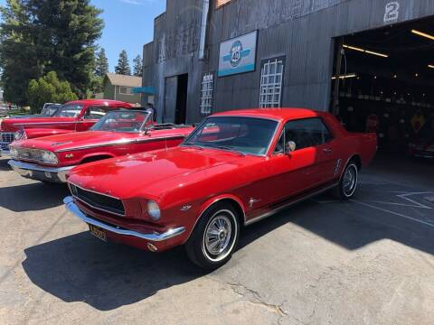 1966 Ford Mustang for sale at Route 40 Classics in Citrus Heights CA
