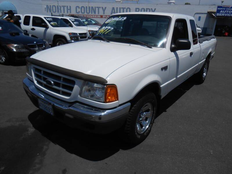2001 Ford Ranger for sale at ANYTIME 2BUY AUTO LLC in Oceanside CA