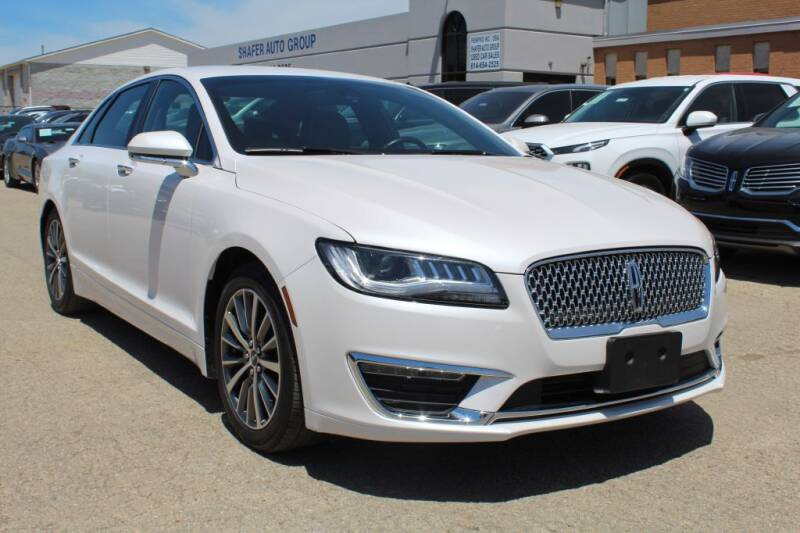 2019 Lincoln MKZ for sale at SHAFER AUTO GROUP in Columbus OH