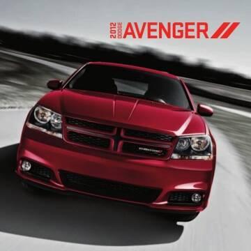 2013 Dodge Avenger for sale at Silverline Motors in Grand Rapids MI