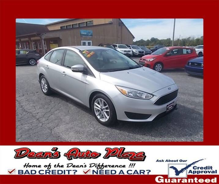 2017 Ford Focus for sale at Dean's Auto Plaza in Hanover PA