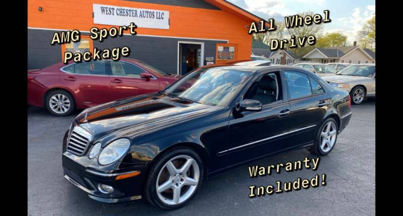 2009 Mercedes-Benz E-Class for sale at West Chester Autos in Hamilton OH