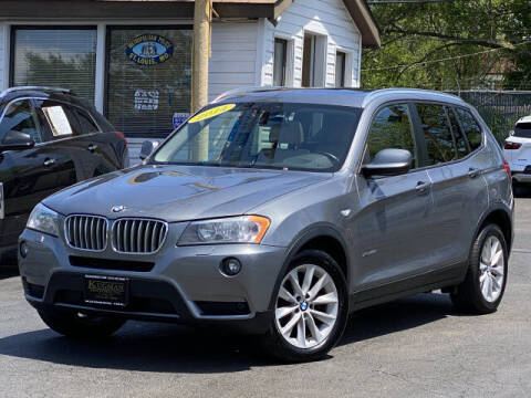 2014 BMW X3 for sale at Kugman Motors in Saint Louis MO