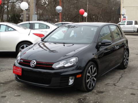 2013 Volkswagen GTI for sale at Bill Leggett Automotive, Inc. in Columbus OH
