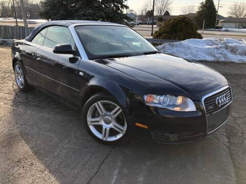 2007 Audi A4 for sale at Wyss Auto in Oak Creek WI