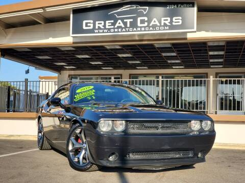 2010 Dodge Challenger for sale at Great Cars in Sacramento CA
