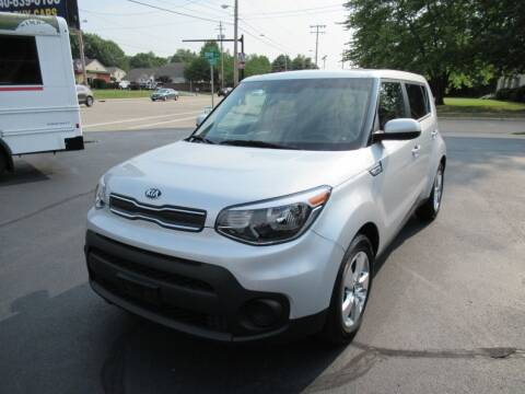 2017 Kia Soul for sale at Lake County Auto Sales in Painesville OH