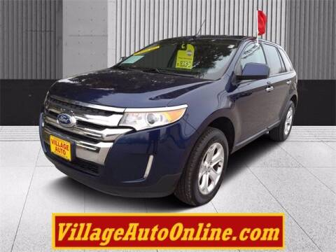 2011 Ford Edge for sale at Village Auto in Green Bay WI