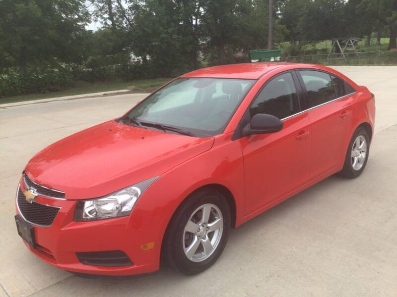 2014 Chevrolet Cruze for sale at Bam Motors in Dallas Center IA