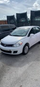 2011 Nissan Versa for sale at VC Auto Sales in Miami FL