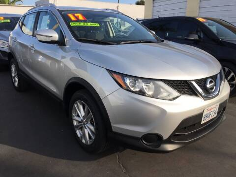 2017 Nissan Rogue Sport for sale at Auto Max of Ventura in Ventura CA