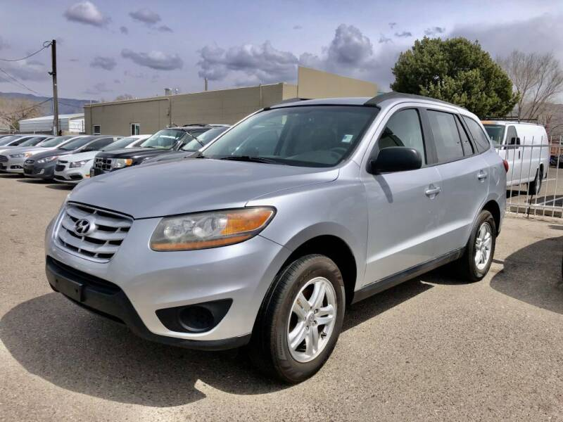 2011 Hyundai Santa Fe for sale at Top Gun Auto Sales, LLC in Albuquerque NM