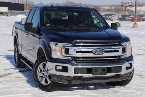 2018 Ford F-150 for sale at Big O Auto LLC in Omaha NE
