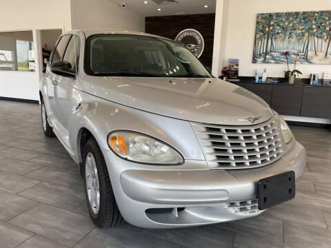 2004 Chrysler PT Cruiser for sale at Evolution Autos in Whiteland IN