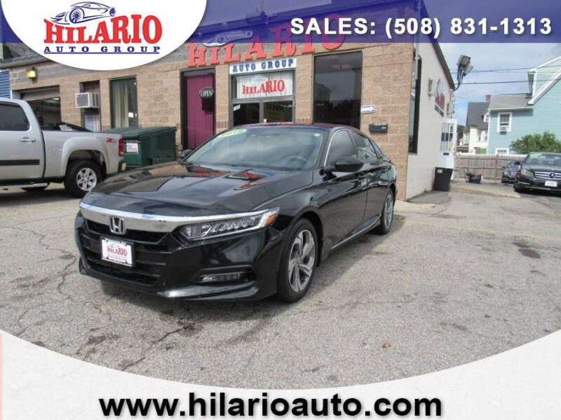 2019 Honda Accord for sale at Hilario's Auto Sales in Worcester MA