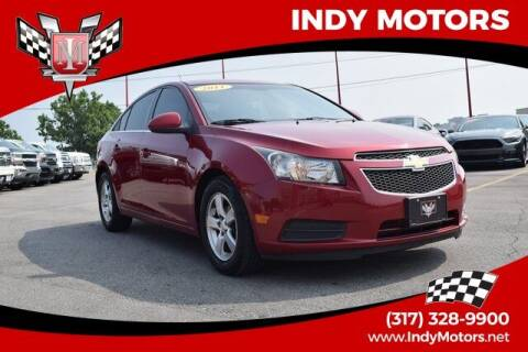 2011 Chevrolet Cruze for sale at Indy Motors Inc in Indianapolis IN