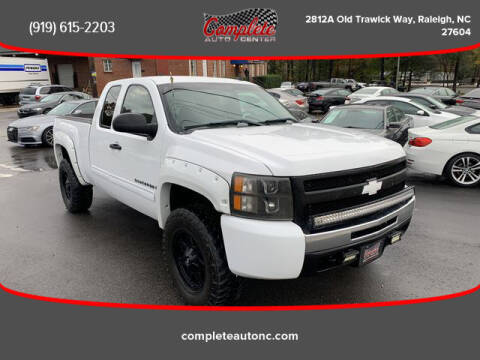 2009 Chevrolet Silverado 1500 for sale at Complete Auto Center , Inc in Raleigh NC