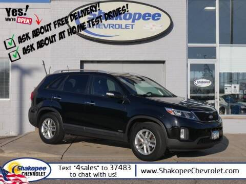 2014 Kia Sorento for sale at SHAKOPEE CHEVROLET in Shakopee MN
