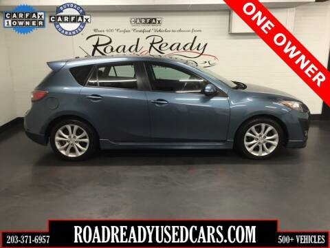 2011 Mazda MAZDA3 for sale at Road Ready Used Cars in Ansonia CT