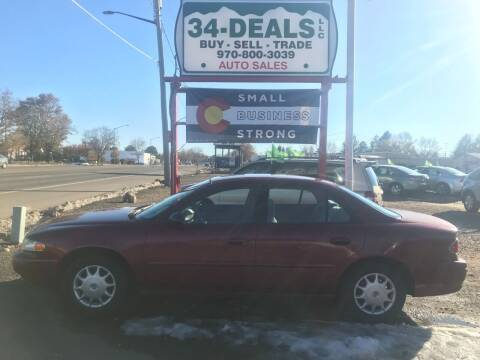 2003 Buick Century for sale at 34 Deals LLC in Loveland CO