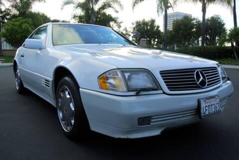 1995 Mercedes-Benz SL-Class for sale at Newport Motor Cars llc in Costa Mesa CA
