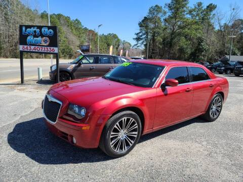 2010 Chrysler 300 for sale at Let's Go Auto in Florence SC