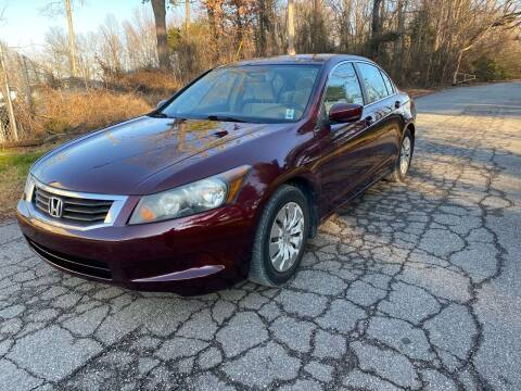 2009 Honda Accord for sale at Speed Auto Mall in Greensboro NC
