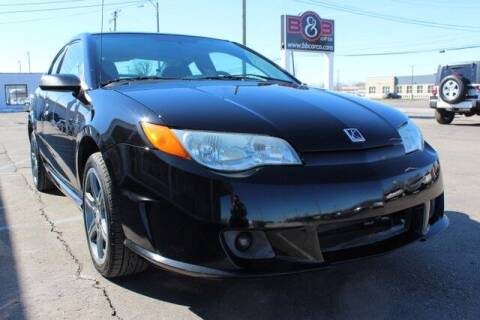 2006 Saturn Ion Red Line for sale at B & B Car Co Inc. in Clinton Twp MI
