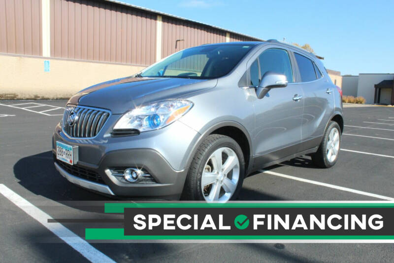 2015 Buick Encore for sale at K & L Auto Sales in Saint Paul MN