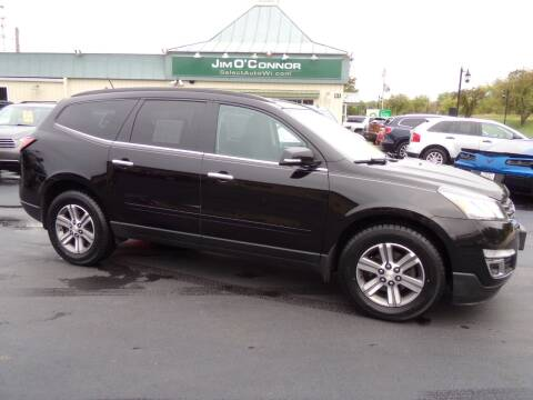2016 Chevrolet Traverse for sale at Jim O'Connor Select Auto in Oconomowoc WI