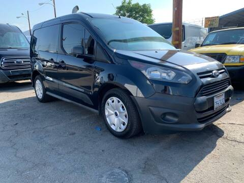 2015 Ford Transit Connect Cargo for sale at Best Buy Quality Cars in Bellflower CA