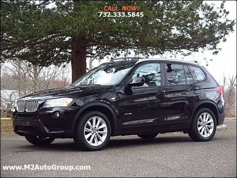 2014 BMW X3 for sale at M2 Auto Group Llc. EAST BRUNSWICK in East Brunswick NJ