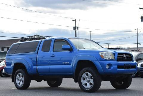 2006 Toyota Tacoma for sale at Broadway Garage of Columbia County Inc. in Hudson NY