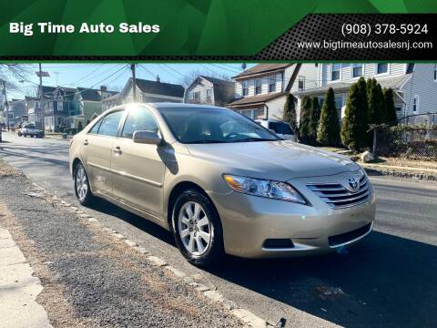 2007 Toyota Camry Hybrid for sale at Big Time Auto Sales in Vauxhall NJ