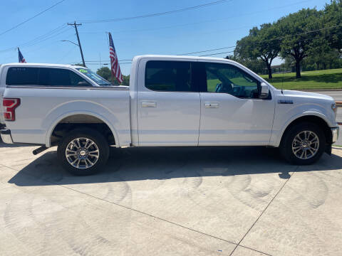 2019 Ford F-150 for sale at Speedway Motors TX in Fort Worth TX