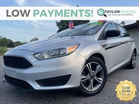 2017 Ford Focus for sale at Taylor Trading in Orange Park FL