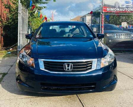 2009 Honda Accord for sale at Simon Auto Group in Newark NJ