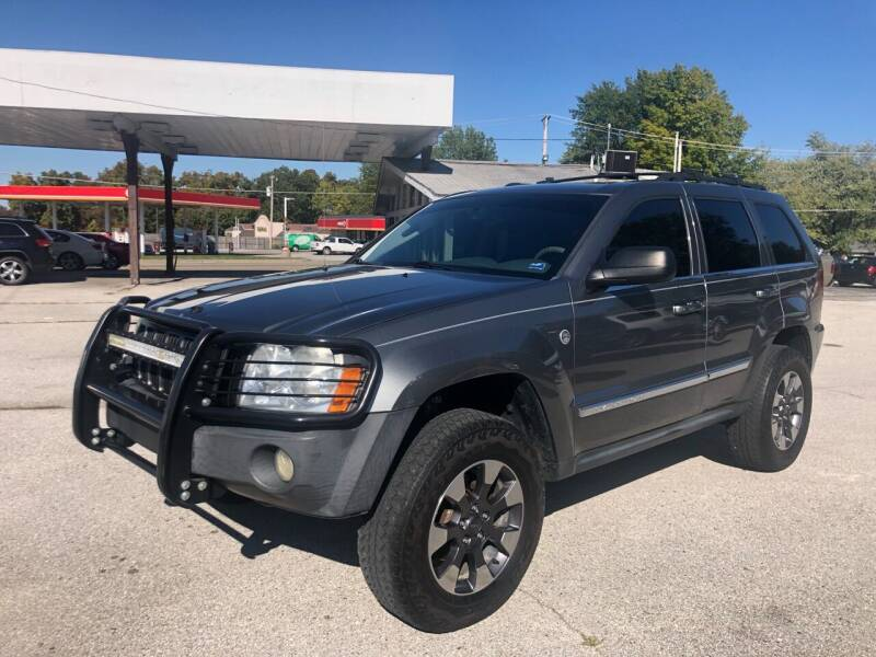 2007 Jeep Grand Cherokee for sale at Auto Target in O'Fallon MO