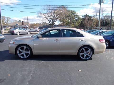 2010 Toyota Camry for sale at ValueMax Used Cars in Greenville NC