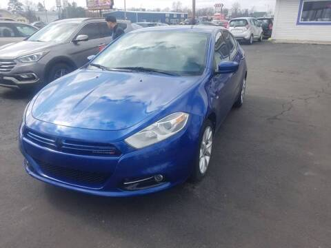 2013 Dodge Dart for sale at Nonstop Motors in Indianapolis IN