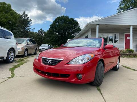 2006 Toyota Camry Solara for sale at 3M AUTO GROUP in Elkhart IN