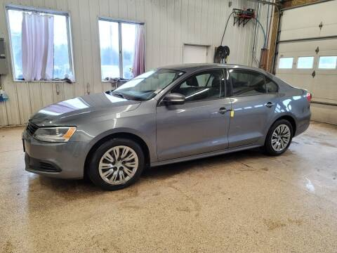 2012 Volkswagen Jetta for sale at Sand's Auto Sales in Cambridge MN