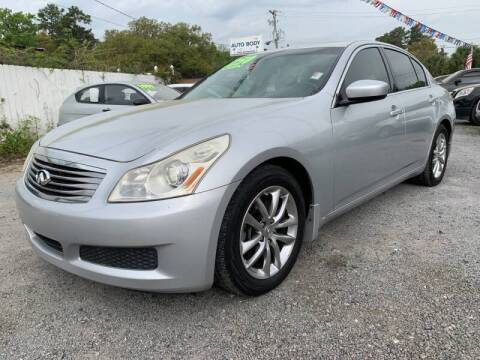 2009 Infiniti G37 Sedan for sale at Auto Mart - Dorchester in North Charleston SC