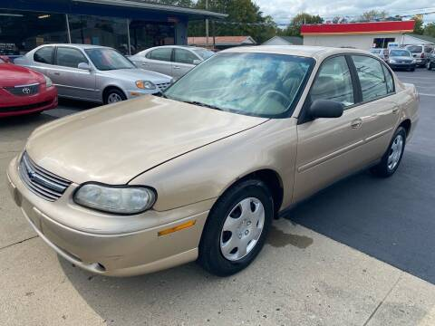 2003 Chevrolet Malibu for sale at Wise Investments Auto Sales in Sellersburg IN