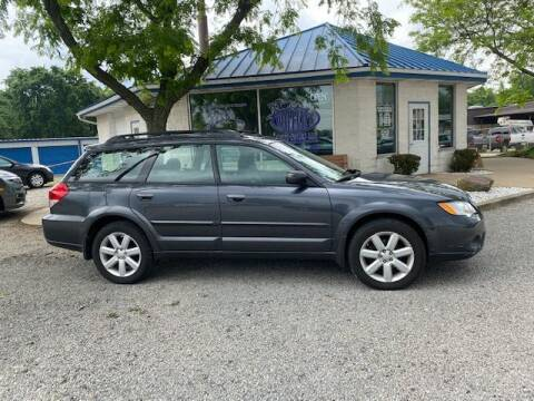 2008 Subaru Outback for sale at Wallers Auto Sales LLC in Dover OH