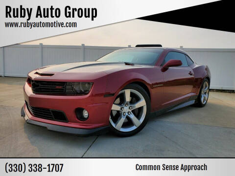 2011 Chevrolet Camaro for sale at Ruby Auto Group in Hudson OH