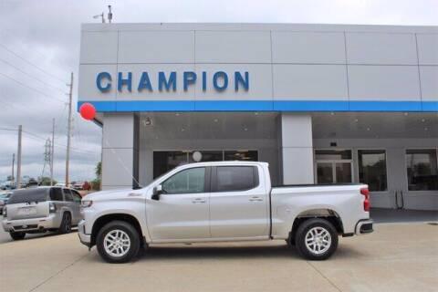 2020 Chevrolet Silverado 1500 for sale at Champion Chevrolet in Athens AL