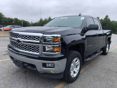 2015 Chevrolet Silverado 1500 for sale at Commercial Street Auto Sales in Lynn MA