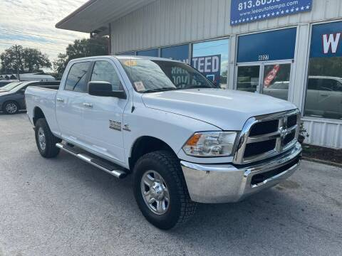 2017 RAM Ram Pickup 2500 for sale at Lee Auto Group Tampa in Tampa FL